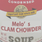 M's Clam Chowder edited by meloky