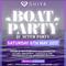 Shiva Boat Party Promo