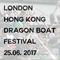 Chris Gadd LIVE - London Hong Kong Dragon Boat Festival 2017