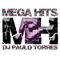 MEGA HITS #316 - DJ PAULO TORRES - 14.11.2018