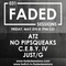 JustG - Faded Sessions 031 - (5.5.2017)