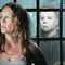 Michael Myers at the window