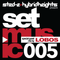 Sted-E & Hybrid Heights Set Music Radio Episode 005 Guest Mix by Lobos