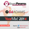 Yearmix 2014 - Dj Adams