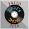 Dave's SHOW 24/10/2014