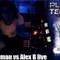The A team alpha Human vs Alex b b2b Planet techno the dark way