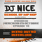 School of Hip Hop Radio Show Special Intro, Outro, Interlude - 25 10 2017 - Dj NICE -