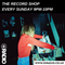 The Record Shop with Donna on IO Radio 190921
