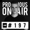 Luppi Clarke - Prodigious On-Air #197