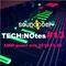 TECH:NOtes #13 - AMW guestmix 2018-10-06