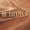 Hebrews - Week 3 - Hospitality