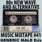 80s New Wave / Alternative Songs Mixtape Volume 41