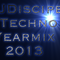 DJDiscipel - Techno Yearmix 2013