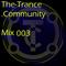 Trance Community Mix 003 - Mixed By RT