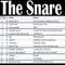 The Snare: Black/Doom/Sludge/Whatever 2017-11-22