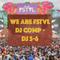 We Are FSTVL DJ COMP - DJ S-6