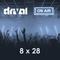 Drival On Air 8x28