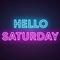 Hello Saturday Breakfast Show - Chesney Fawkes-Porter - 24.7.21