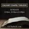 Sunday Evening • 2 Chronicles 1 – 3