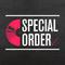 HipHop VS DnB Set @ Special Order, Stockholm, 9 Dec 2016