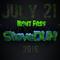 July 21 Night Bass