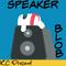 Speaker Blob