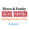Disco & Funky House Session Ending Summer 2019 By @nnibas