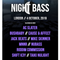 Night Bass London Special: With Camberwell Jack #basshouse