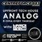 Mario Saint The Analog Show - 88.3 Centreforce DAB+ Radio - 23 - 09 - 2021 .mp3