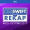 REKAP #003 BY CED SWIFT : OCTOBRE 2017