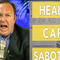 Alex Jones removal from social media bad – GOP promise to take away health care