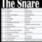 The Snare: Black/Doom/Sludge/Whatever 2017-08-16