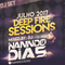 Deep Fire Sessions @Summer 2017 - Mixed By Dj Nanndo Dias @Jul 17