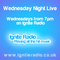 Wednesday Night Live - 22nd October 2014
