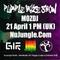 Purple Haze Show - MOZDJ (21 April 2017)