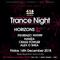 Horizons @ Trance Night (414 Club, Brixton, London) 14-12-2018