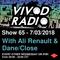 Vivod Radio 065 w Dane Close