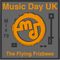 Music Day UK - Mix Series - 79 - The Flying Frizbees