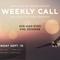 SOC Weekly Call - September 10, 2018 - Get Excited! - Kody Bateman