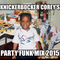 KNICKERBOCKER COREY'S PARTY FUNK MIX 2015