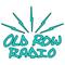 Old Row Radio - ep. 162 - Summer Break Plans