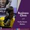 Business Clinic with Funke Susan Medun