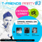 DJ Estrela - T-Friends #3 Party - Cascais Portugal - 2017-03-31