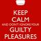 V's Guilty Pleasures Mix