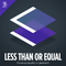 Less Than or Equal 99: Alicia Carr