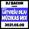 EHR Latviešu Deju Mūzikas mix 2021-05-08 (3. daļa)