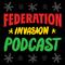 Federation Invasion #457 (Dancehall Reggae Megamix) 03.22.18