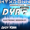 The Electronic Session 01 MixDown on DYR105.1FM by Andy Kerr