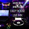 Deep House Live Mix From STUDIO 4 - DJ HITCH