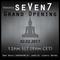 AQUAGON - sᴇVᴇɴ7 Trance Club's Grand Opening Set ♫ 02.02.2017 ♫